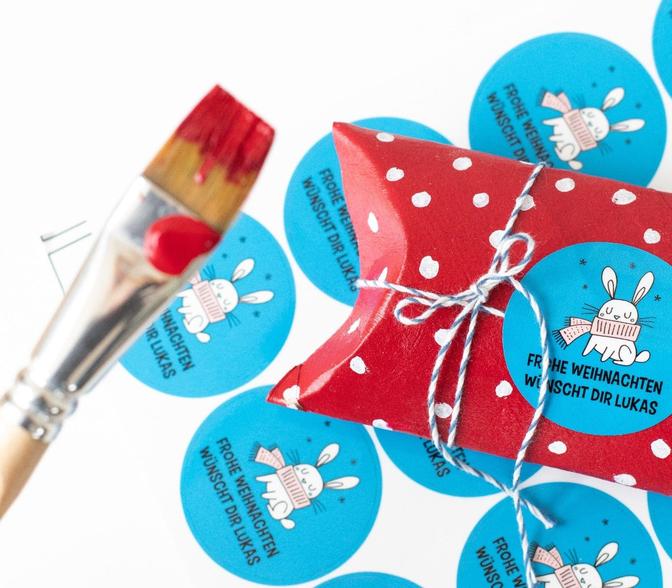 Funny gift wrappings for Christmas